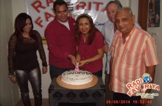4to. Aniversario Radio Favorita