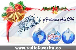 Mensaje Decembrino de RADIO FAVORITA