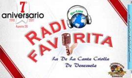 Radio Favorita – 7mo. Aniversario