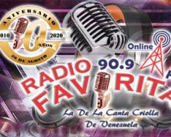 10º Aniversario de Radio Favorita